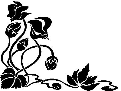 votre portrait en noir et blanc peintures et pochoirs de fleurs. Black Bedroom Furniture Sets. Home Design Ideas